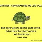 The Introvert Advantage in Conversation