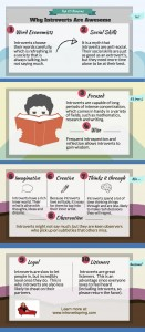 introvert infographic introverts are awesome
