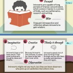 Top 10 Reasons Why Introverts Are Awesome Infographic