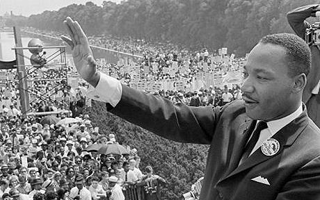 Martin Luther King INFJ type