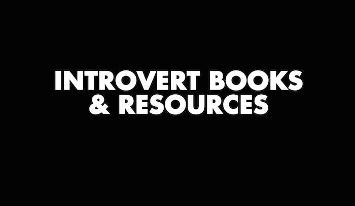 introvert books introvert resources