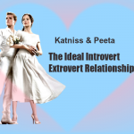 Katniss and Peeta: The Ideal Introvert Extrovert Relationship?