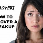 Introvert: How To Get Over A Breakup (Video)