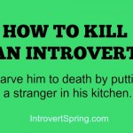 An Introvert's Miracle Diet
