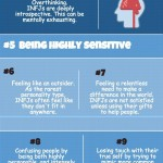 Top 9 INFJ Problems Infographic