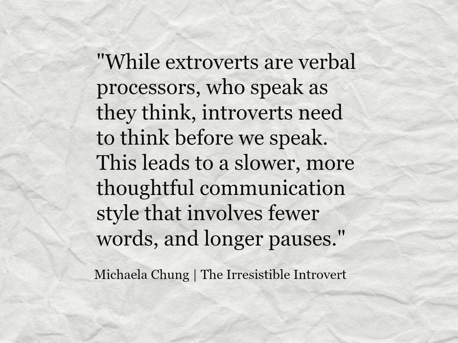 Quotes About Introverts Quotes And Sayings About Introversion