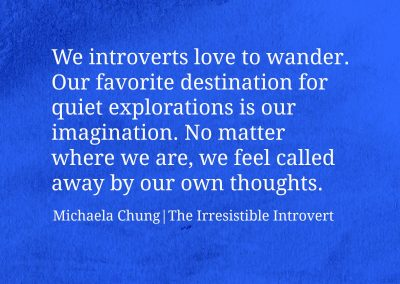 Irresistible Introvert Quote 11