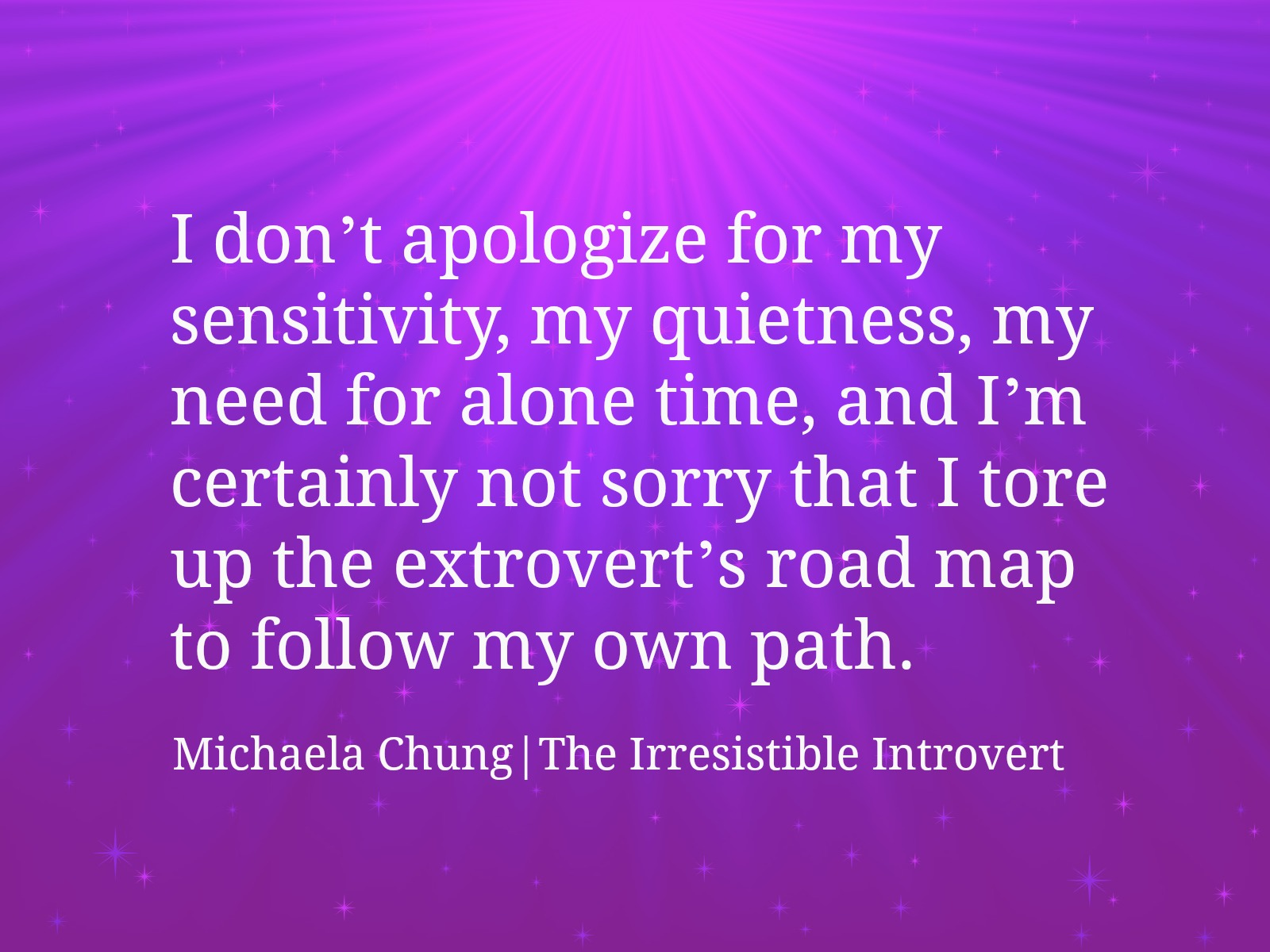 Purple Quotes Irresistible Introvert Quotes  Introvert Spring