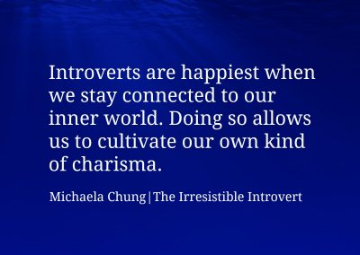 Irresistible Introvert Quote 14