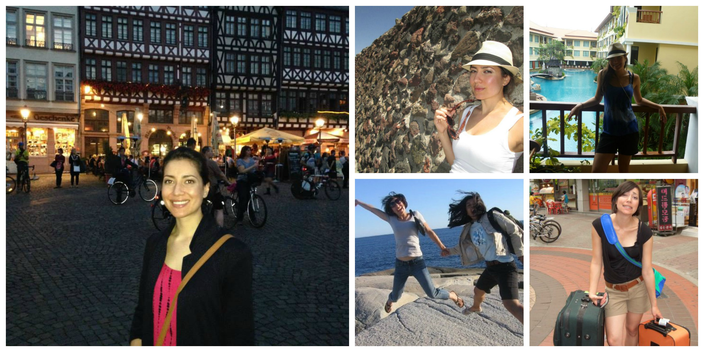 Michaela Chung introvert travel guide