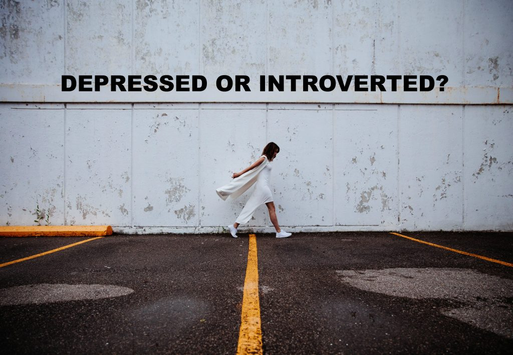 depressed INFJ introvert