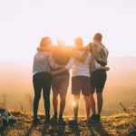 INFJ: I love my solitude, but I love my friends more