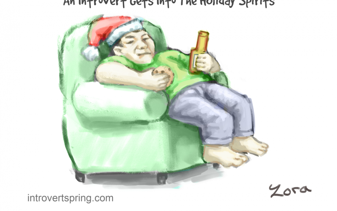 An Introvert Gets Into The Holiday Spirits